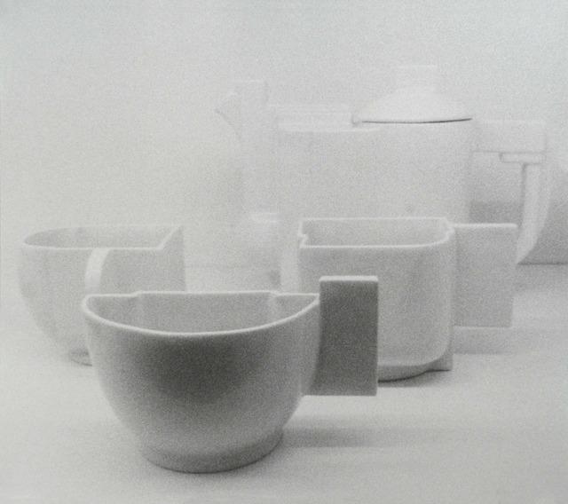 , 'Das Service des Kasimir,' 2015, Galerie Max Mayer