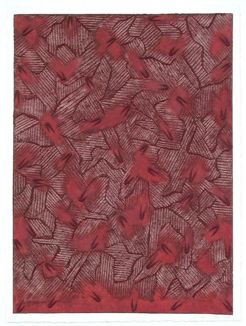 , 'Ecriture Series I #33,' 1994, Galerie Bhak