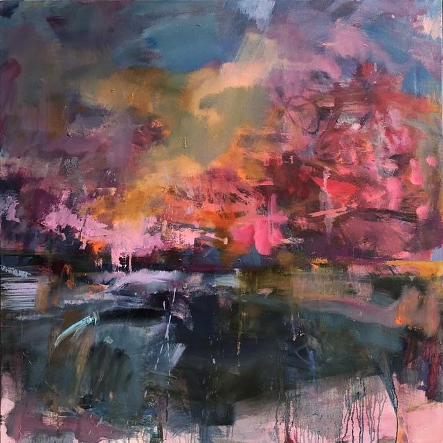 Georganna Lenssen, 'Red Skies at Night', 2019, J. Cacciola Gallery