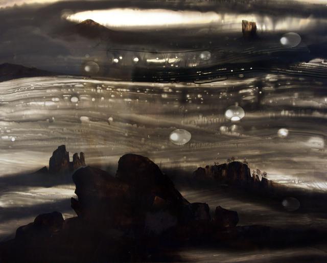 , 'Atopia, letter to Caspar Friedrich,' 2014, Suzanne Tarasieve