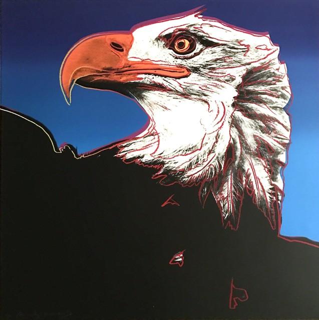 Andy Warhol, 'Bald Eagle II.296', 1983, Print, Screenprint on Lenox Museum Board, OSME Fine Art