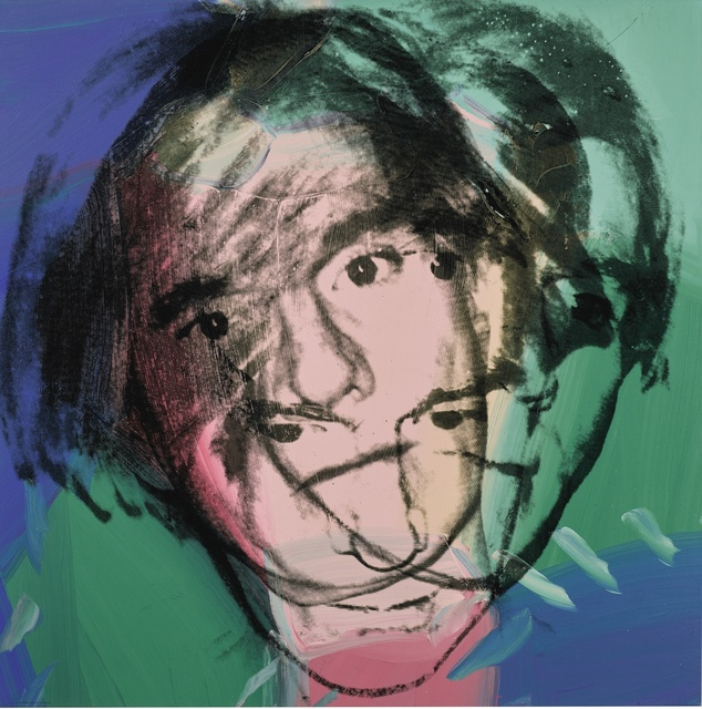 Andy Warhol, 'Self-Portrait', 1978, Sotheby's