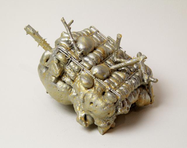 , 'Breakout Maquette III,' 2010, Bernard Jacobson Gallery