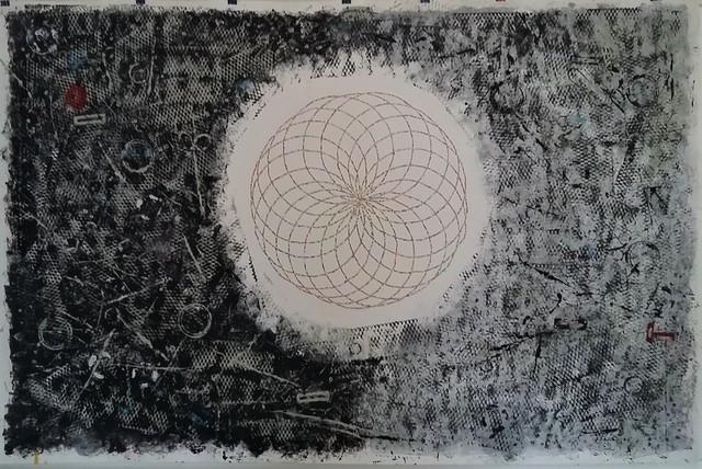 , 'Eteron Energy,' 2019, Yebo Art Gallery