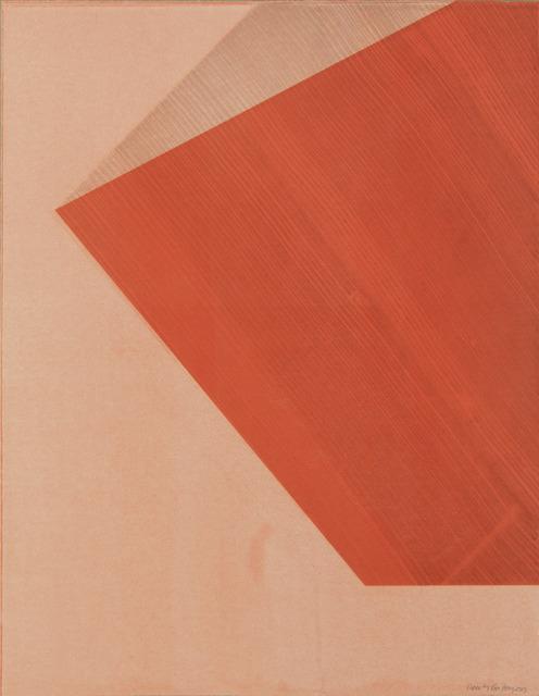 , 'Corner #4,' 2013, Manneken Press
