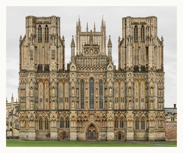 , 'Wells Cathedral Church of St. Andrews,' 2015-2016, Yossi Milo Gallery