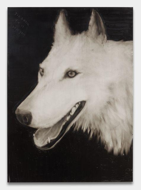 , 'RR#2 wolf clan 4/9/18,' 2018, Almine Rech