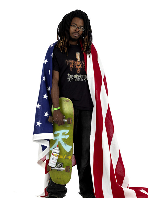 , 'Young American (Andre Kerr),' 2007, HATHAWAY | Contemporary Gallery
