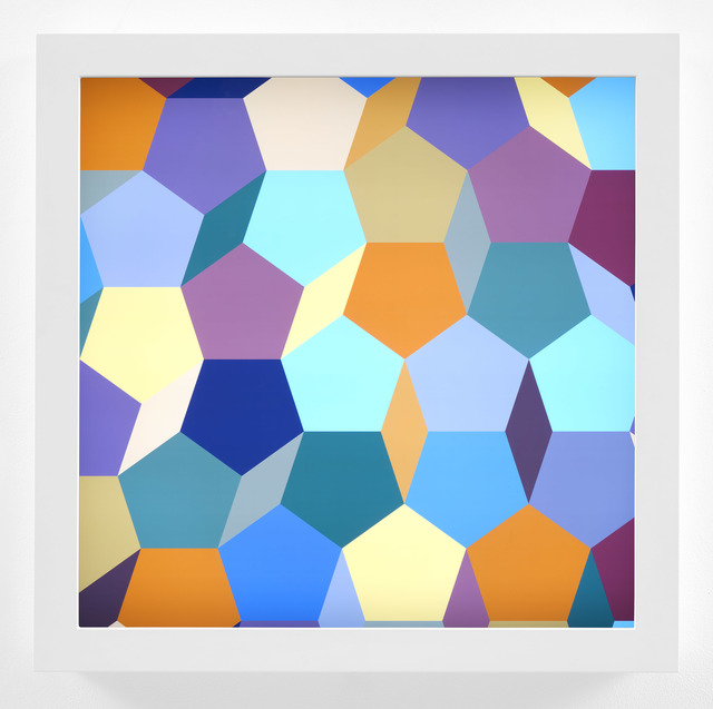 , 'Moroccan Light, morning effect (Tessellation Study),' , James Cohan