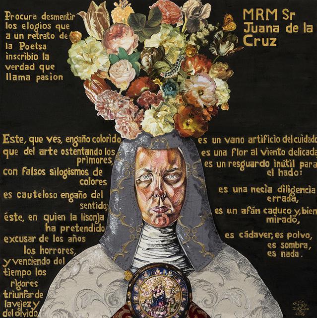 , 'Sor Juana de la Cruz,' 2015, Somerville Manning Gallery