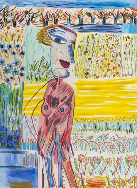 , 'Baba Yaga,' 2013, JGM Gallery