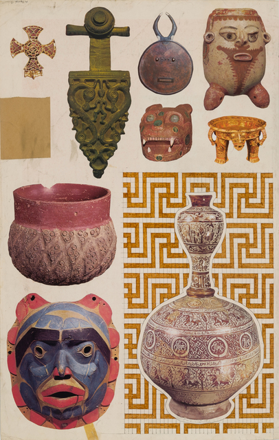 , 'Relics II,' 2017, Asya Geisberg Gallery