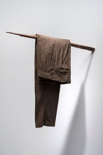 , 'Sudor-Pantalón (Sweat-Pants),' 2013, Casas Riegner