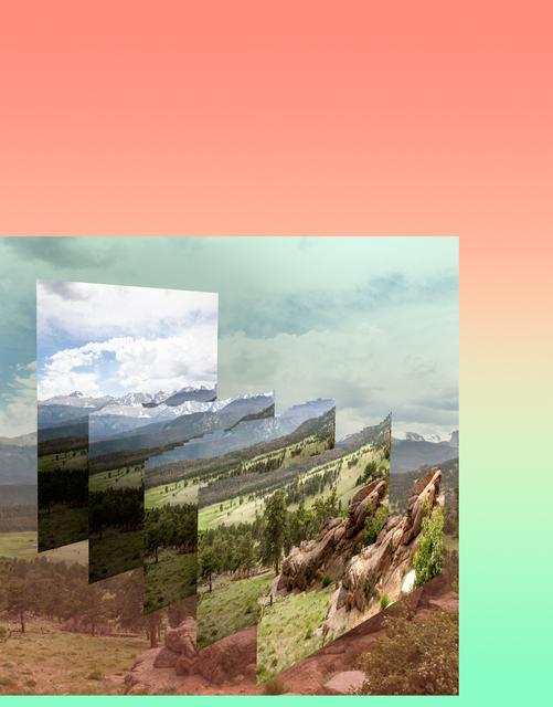, 'Emergent #7,' 2014, Galerie Philine Cremer