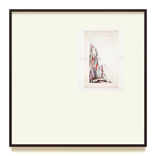 , 'Record of Work,' 2013, stephane simoens contemporary fine art