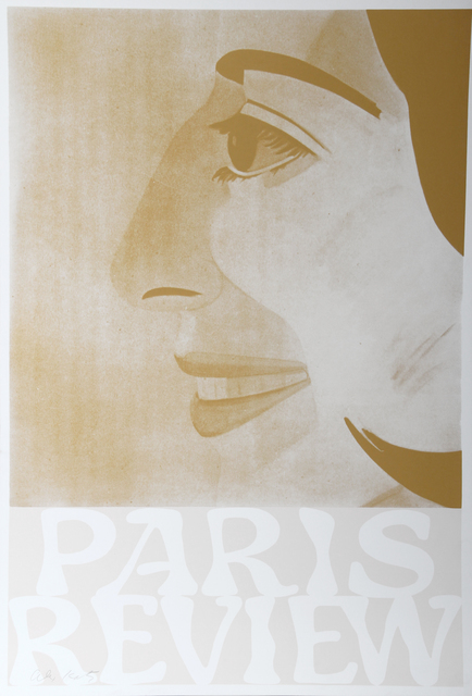 Alex Katz, 'Paris Review (Sepia)', RoGallery