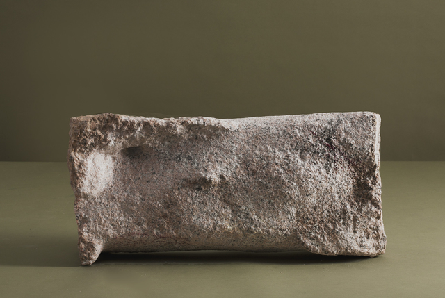 , 'A Piece of Stone,' 2002, Maison Gerard