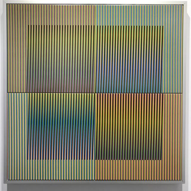 , 'Couleur additive série 14,' 2009, Mark Hachem Gallery