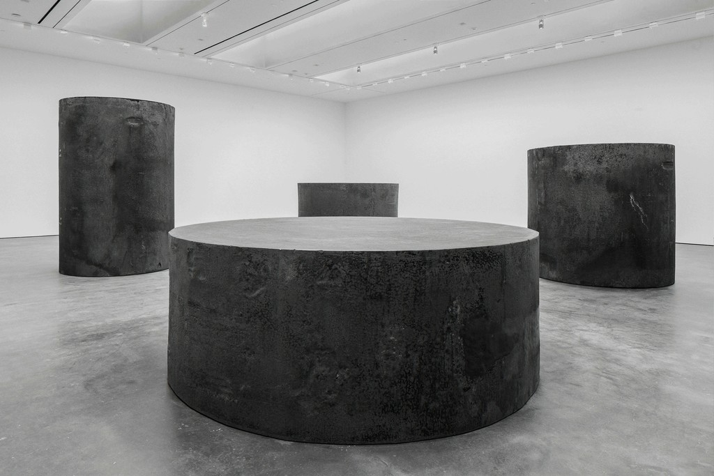 © 2017 Richard Serra / Artists Rights Society (ARS), New York. Courtesy David Zwirner, New York/London