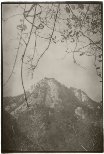 , 'Yi Mountain ,' 2012, see+ Gallery