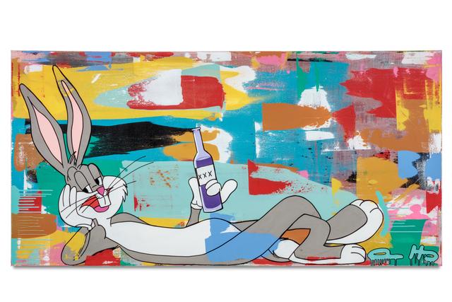 , 'Enjoy,' 2018, Bruce Lurie Gallery