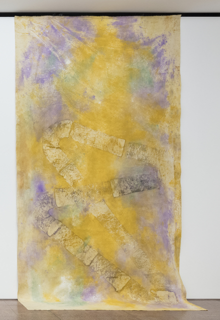 Jessica Warboys, 'River Wax Painting X III', 2019, Hales Gallery