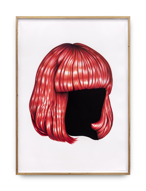 , 'Kusama wig,' 2018, Casa Triângulo