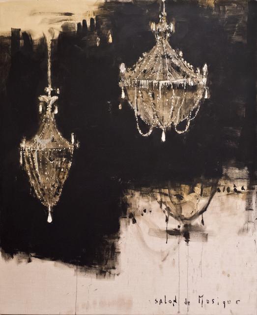 , 'Salon de Musique,' 2008, Barbara Mathes Gallery