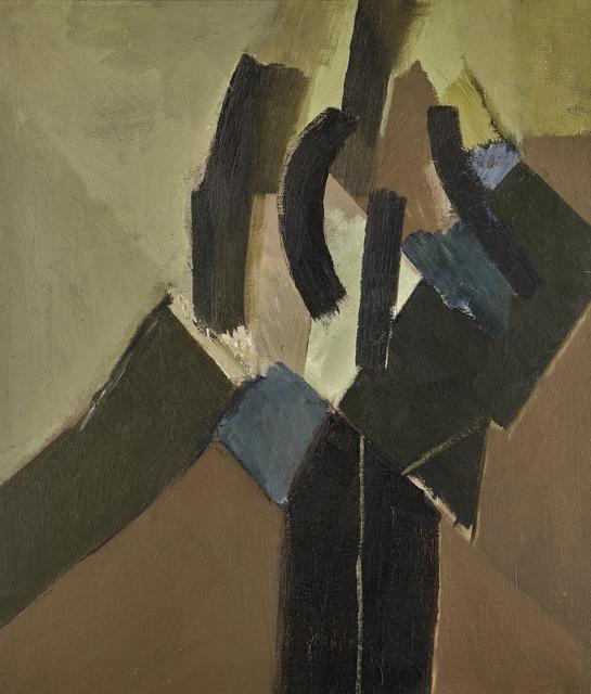 , 'Landscape (Cubist),' 1960, Osborne Samuel