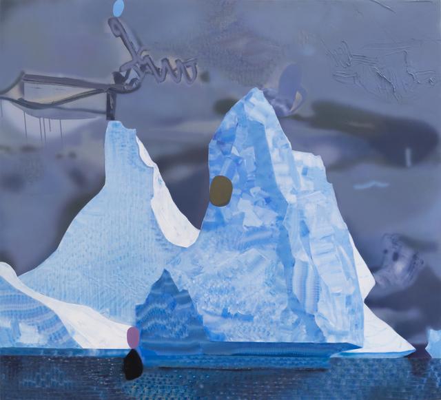 , 'The Frozen Water ,' 2017, Sophia Contemporary