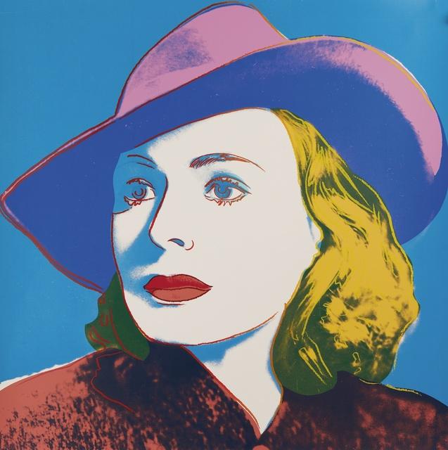 Andy Warhol, 'Ingrid Bergman: With Hat (F. & S. II.315)', 1983, Sotheby's