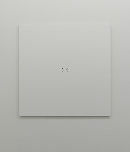 , 'Square Peg Round Hole,' 2017, Bartha Contemporary