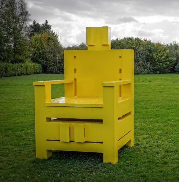 , 'Big Yellow Mama,' 2013, Museum Dhondt-Dhaenens