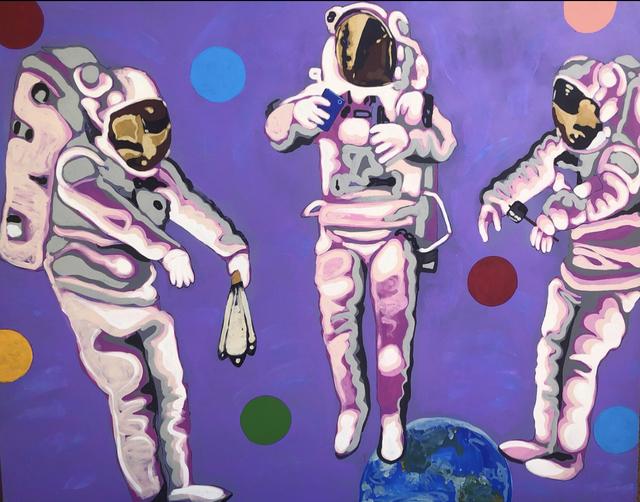 Frank Buffalo Hyde, 'EPOCHS - I WANT MY MTV', 2019, Gallery Fritz
