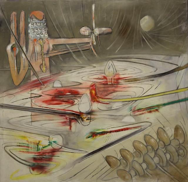 , 'La riviere MOM ,' 1947, Gary Nader