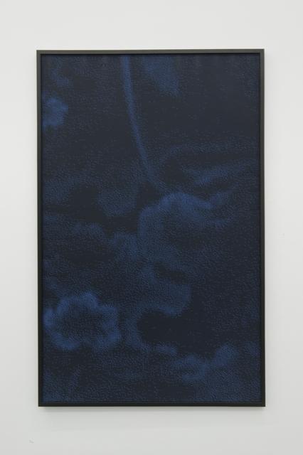 , 'Stay Gold (Blue),' 2015, García Galeria
