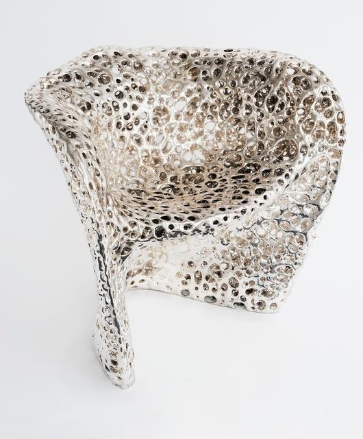 , 'Cellular chair,' 2012, Galerie Maria Wettergren