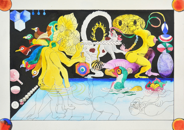 , 'Santan and the Acid Party Band,' 2015, Richard Koh Fine Art