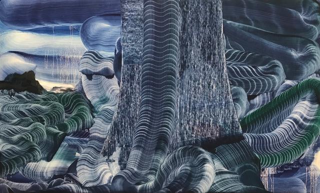 , 'Fluid,' 2017, Jonathan Ferrara Gallery
