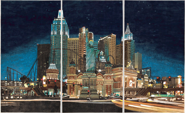 , 'Crying Landscape: Las Vegas Casino 会叫的风景,' 2002, The Metropolitan Museum of Art