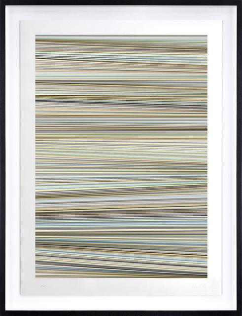 , 'Spectrum,' 2014, Jonathan LeVine Projects