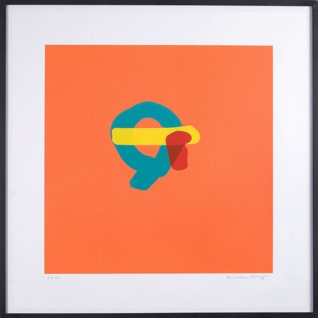 Nicholas Howey, 'Kit of Parts', 2001, Print, Silk Screen Print, Maison Gerard