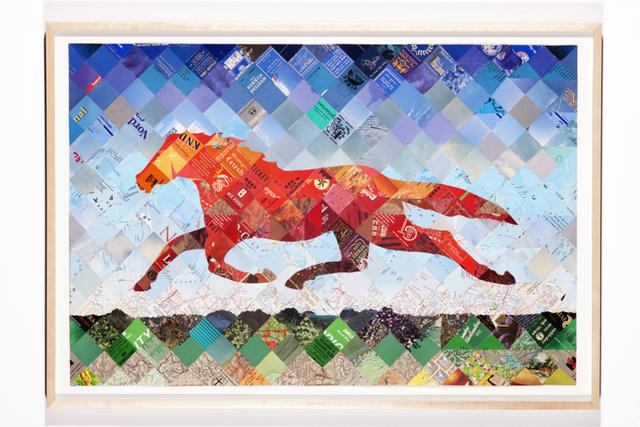 , 'Quilt Pacer,' 2010, Rosamund Felsen Gallery