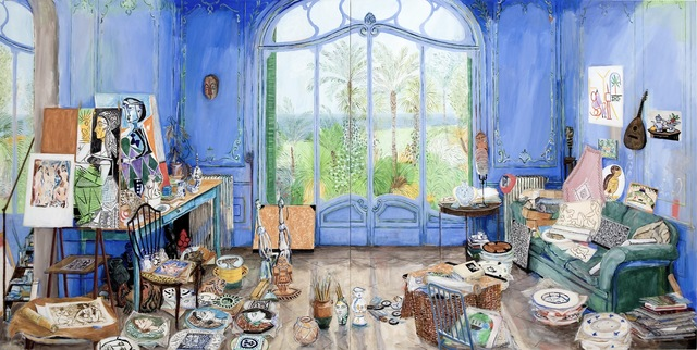 , 'Picasso's Villa La Californie III & IV,' 2006, Modernism Inc.