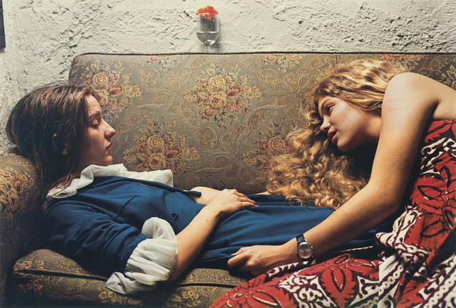 , 'Untitled, 1974 (Karen Chatham, left, with the artist's cousin Lesa Aldridge, in Memphis, Tennessee) ,' 1974, National Portrait Gallery