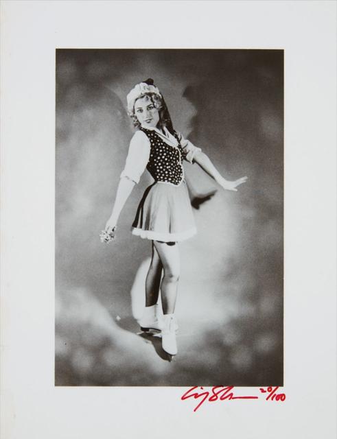Cindy Sherman, 'UNTITLED (ICE SKATER)', 1979, Gallery Art