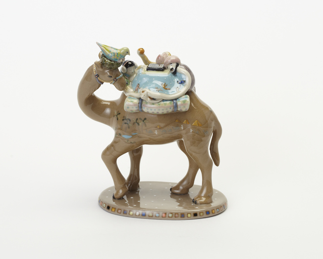 , 'Camel with a Kotatsu on Its Back,' 2014, Tomio Koyama Gallery