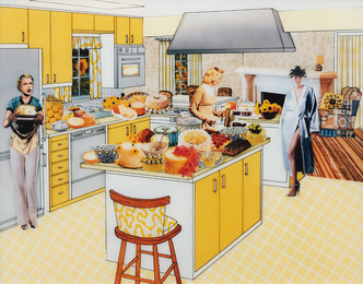 Laurie Simmons, 'The Instant Decorator (Yellow Kitchen),' 2003, Phillips: New Now (February 2017)