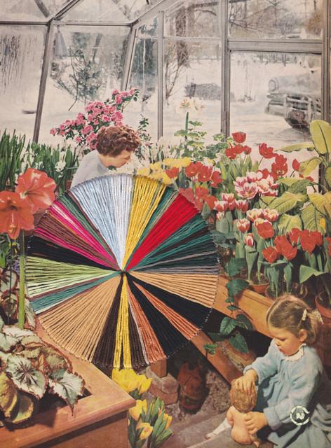 , 'Winter Bloom,' 2019, Gallery 1202