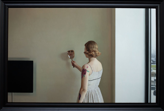 , 'In Her Mirror II,' 2018, ARCADIA CONTEMPORARY